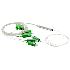 PLC Splitter Blockless