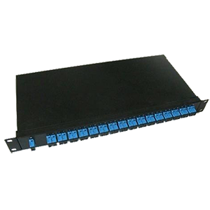PLC Splitter Rack-Mountable